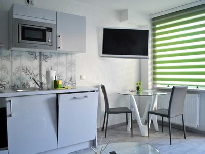 Photo for Modern apartment in the heart of Warnemünde - Haus Shiralee
