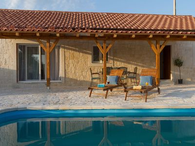 Photo for Tranquil Holiday Home in Vrana with Swimming Pool