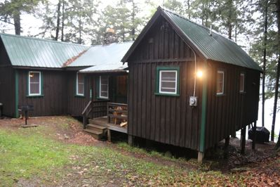 Cabin - Front View