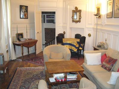 Photo for 1 1/2 BR, 35 Rue Coquilliere 60 Sqm -Sleeps 4
