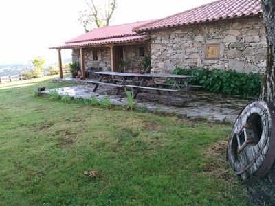 Photo for 2BR Cottage Vacation Rental in Salto, Vila Real