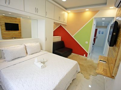 Photo for Rio Spot Homes C034 - Budget Economic Apartments Rio de Janeiro Copacabana