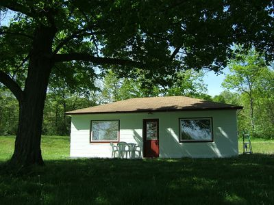 Photo for Rock 'n Roll - Lakefront Cottages On Semi-private Lake, Beach, Boats, Fun!