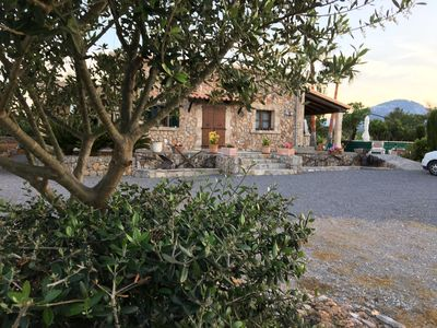 Photo for VILLA CAN TOMI quiet farm house, private parking, wifi, gardens.