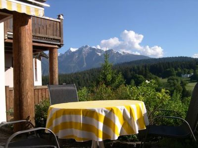 Photo for Apartment Panorama A23 / Fitzi in Flims - 2 persons, 1 bedrooms