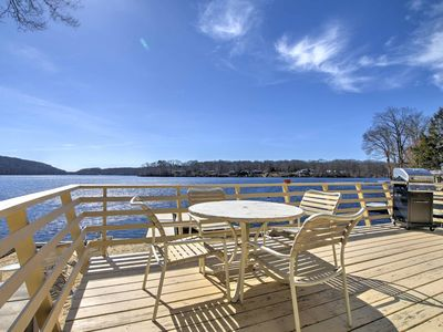 Photo for 1BR Cottage Vacation Rental in Oakdale, Connecticut