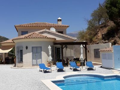Photo for Gorgeous Villa in Arenas Spain With Private Swimming Pool