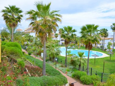 Photo for Fantastic Golf Apartment in one of the best complex in Costa del Sol
