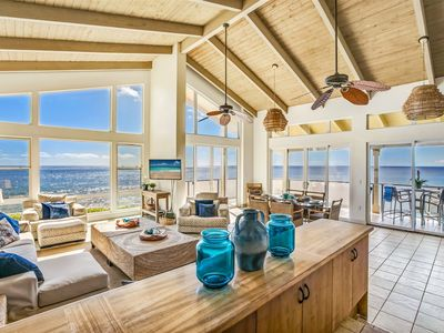 Photo for Makahuena 5201: Dreamy 180 Degree Oceanfront View