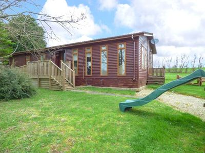 Photo for THE LODGE, family friendly, with a garden in Looe, Ref 948169
