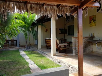 Photo for Beach House in Águas Belas in Cháles KiteSurf Brazil with WIfi air conditioning