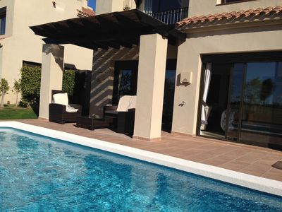 Photo for 3BR Villa Vacation Rental in San Javier, Region of Murcia