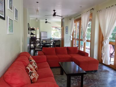 Photo for San Pancho - Beautiful Beach - Affordable Rates - Árbol Vacation Rentals