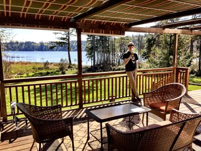 incredible home on the lake your own homeaway lakebay