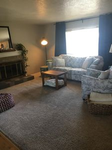 Photo for Central location with 3 beds 2 bath. RV pad and pet friendly