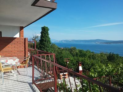 Photo for Apartments Jakob (68361-A1) - Crikvenica