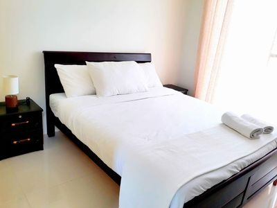 Photo for End Unit Condo at Wind Tagaytay by R&M- City & Lake View