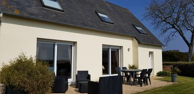 Photo for Roscoff house with stunning sea views - Clévacances 4