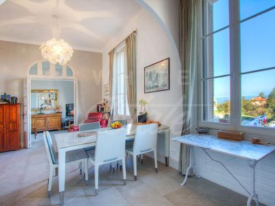 Photo for English Palace 2/3 rooms Belle époque in the heart of the village for 6 people