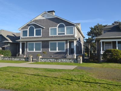 Photo for Blakely Prom House - Prime Oceanfront Location - On Promenade