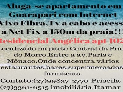 Photo for APARTMENT SEASON GUARAPARI-RESIDENCIAL ANGELICA APT102
