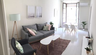 Photo for Bright flat with views in the center of Tarragona