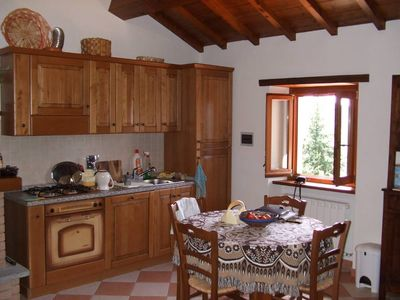 Photo for Country holiday home - Pratovecchio (AR) - Apartment in Farmhouse