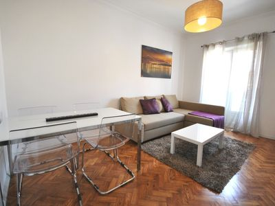 Photo for Beautiful Appartment in front of Tagus