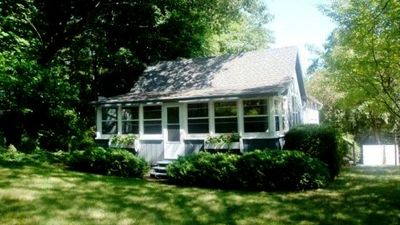 Photo for Newly renovated! Perfect location, walk to Downtown Saugatuck