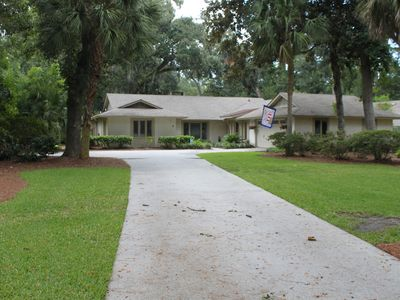 Photo for Private Home-Pool-Golf-Beach-4BR-4BA-In the Heart of Sea Pines