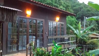 Photo for Chalet Windsul Ilhabela-SP-Corral Beach