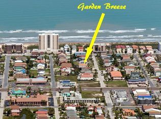 Gorgeous South Padre Island beaches just steps from your door!