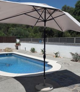 Photo for Las Palmeras - Holiday home with pool in the Sitges vineyards