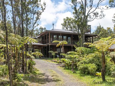 Photo for Volcano Forest House next to Volcano National Park * Discounts Available*