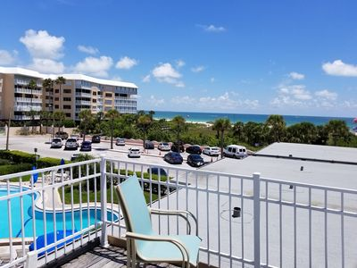 Photo for 2 Bedroom with a private deck overlooking the Gulf of Mexico