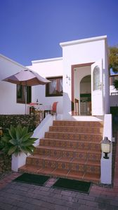 Photo for Quality Apartment Where The Linen Smells of Sun. Sea Views, Private Pool Use