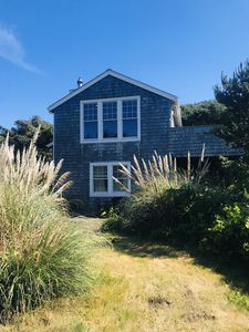 Just three doors down from the beach!
