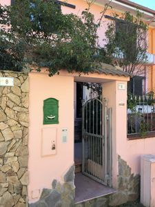 "Photo for Apartment ""l'Ancora"" in terraced house 15 minutes from the sea in Sardinia"