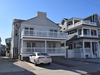 Photo for EXCELLENT BEACHBLOCK TOWNHOUSE facing the beach! Just steps away from the beach and boardwalk