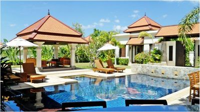 Photo for Beautiful 5 bedroom villa - a peaceful oasis to completely relax in
