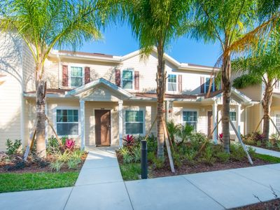 Photo for Luxury Townhouse near Disney w/ WiFi, Cable TV, Resort Spa & Gym