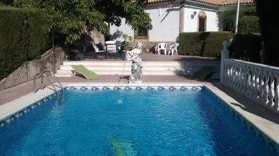 Photo for Rural house (full rental) El Parque de Isabel for 9 people