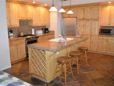 Photo for Four Bedroom Townhome in West Ketchum with Private Hot Tub