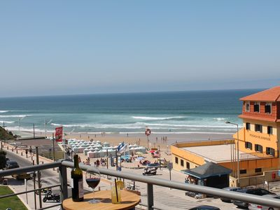 Photo for Apartment with direct view to Areia Branca Beach (30m)