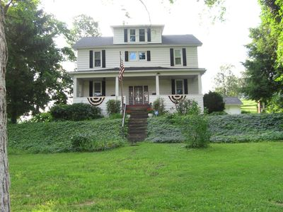 Photo for 5BR Farmhouse Vacation Rental in Curwensville, Pennsylvania