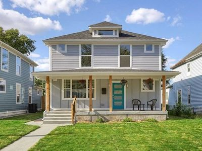 Meticulously designed home in Fountain Square - 10 minutes from Downtown core!