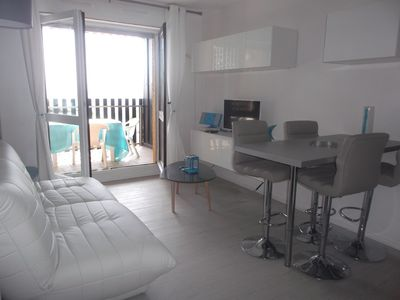 Photo for Very nice apartment type 2 with full ocean view on the 1st floor