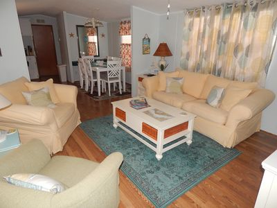 Photo for 2BR Mobile Home Vacation Rental in Emerald Isle, North Carolina