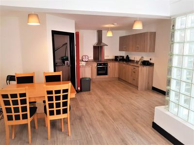 Photo for BOURNECOAST: DETACHED MODERN THREE BEDROOM HOLIDAY HOME NEAR HIGH STREET- HB6219