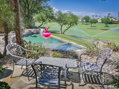 Photo for Golf, Lake & Mountain View, Luxury Pool Home!